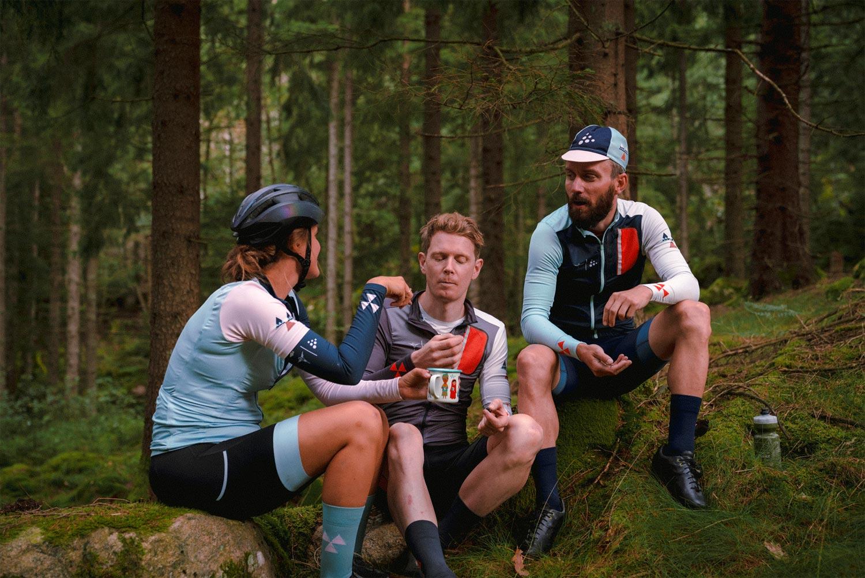Craft s'associe pour la deuxième année de suite à The Handmade Cyclist pour proposer 2 collections dédiées au vélo.