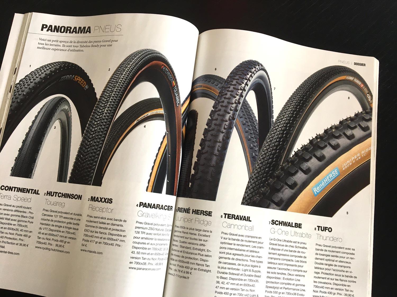 Magazine GRAVEL Vélo Vert