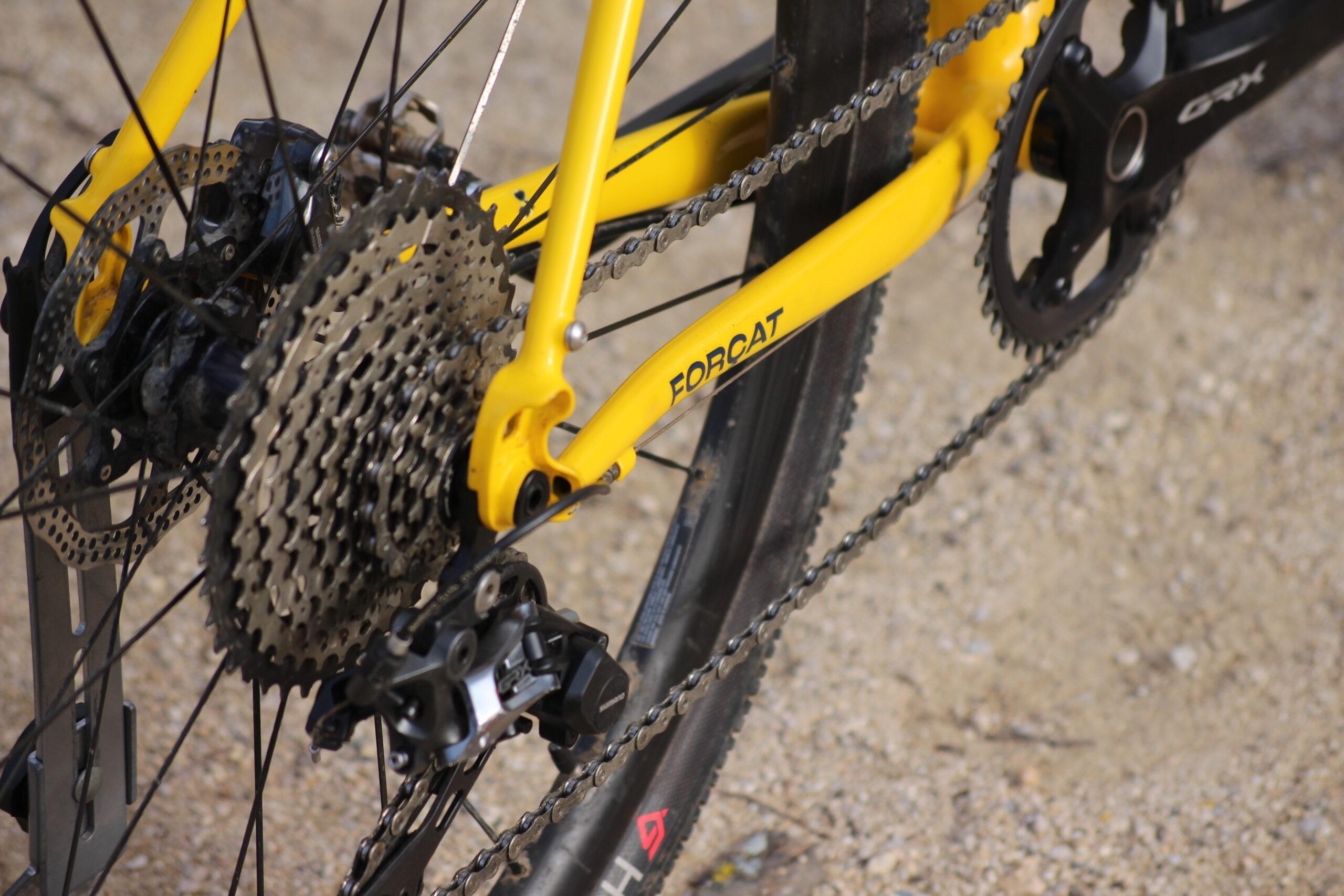 Test du vélo de gravel Dilecta Forçat