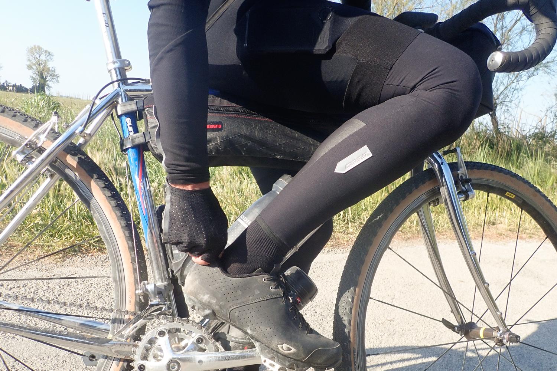 Q36.5 Woolf leg warmer Cycling apparel
