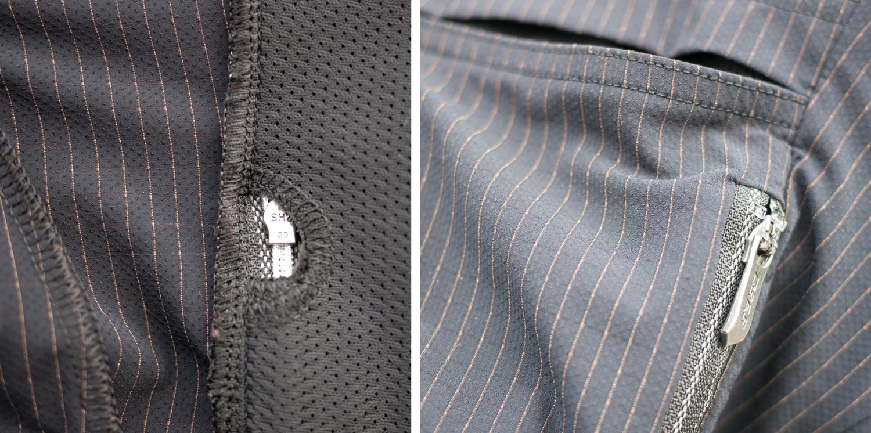 Q36.5 L1 Pinstripe X Cycling jersey apparel