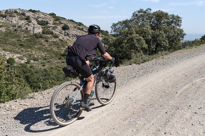 Q36.5 L1 Pinstripe X cycling jersey