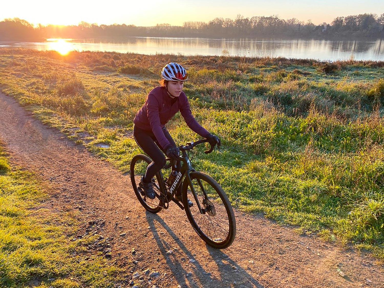 Nature is Bike c'est parti