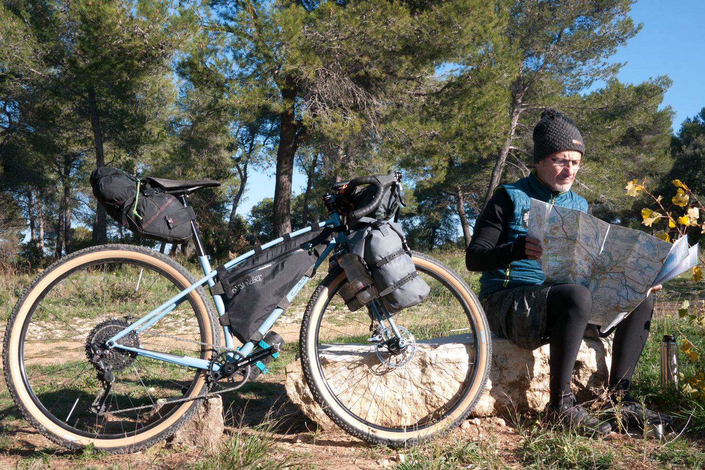 Salamandre Cycles Gravel Monster cross bikepacking