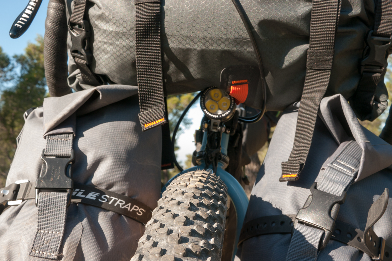 Bikepacking gravel Monstercross Cycles Salamandre