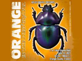 Orange the new gravel