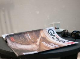 Gravel Cyclist France hors-série magazine paper review revue