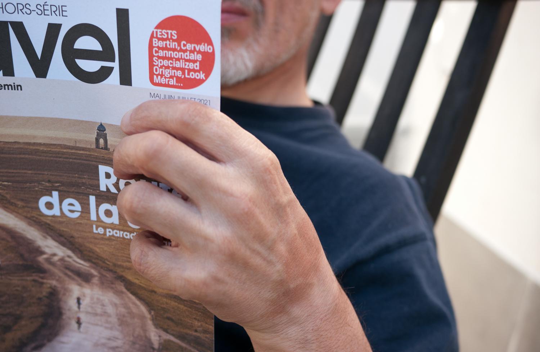 Cyclist France hors-série Gravel #01 magazine revue review
