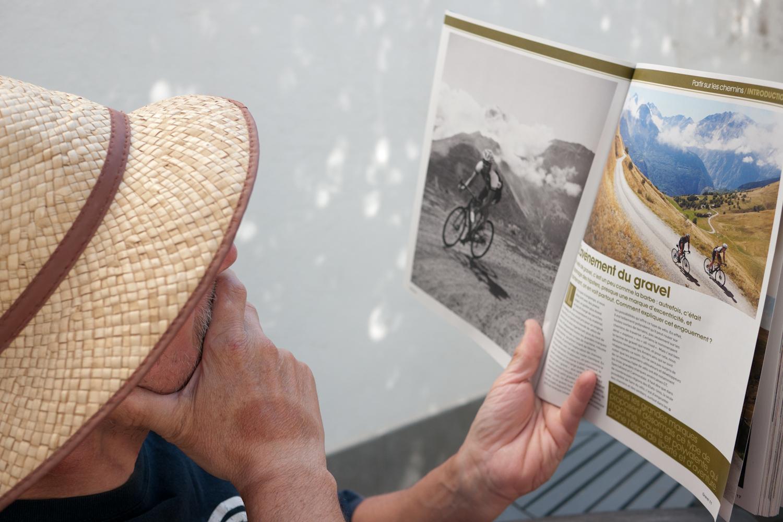 Cyclist France hors-série #01 gravel magazine