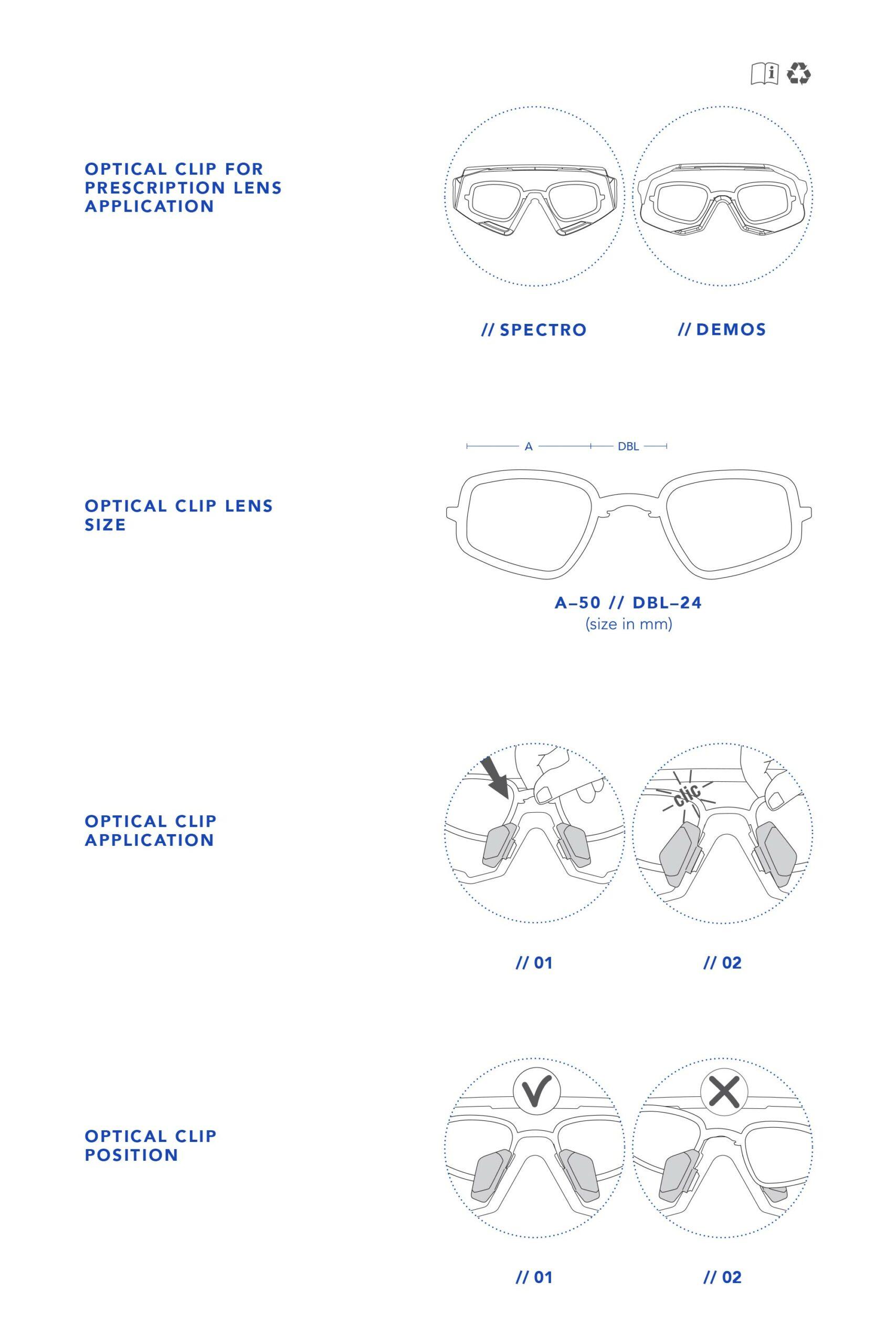 Optical Clip KOO Eyewear