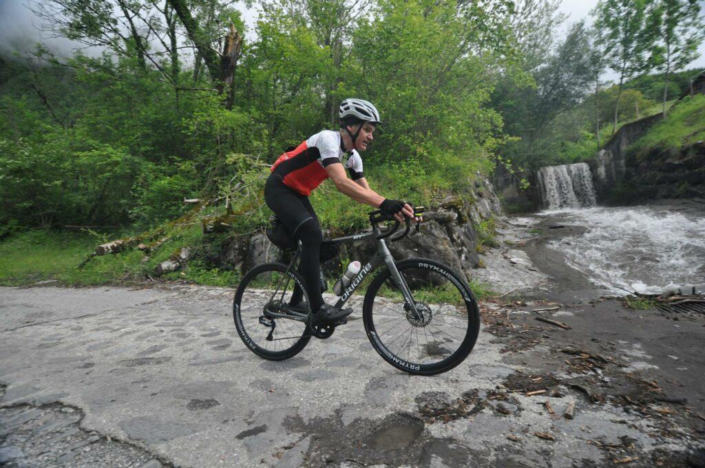 L'omomarto randonnée cycliste permanente
