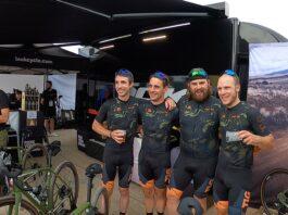 Team Gravel Look Cycle
