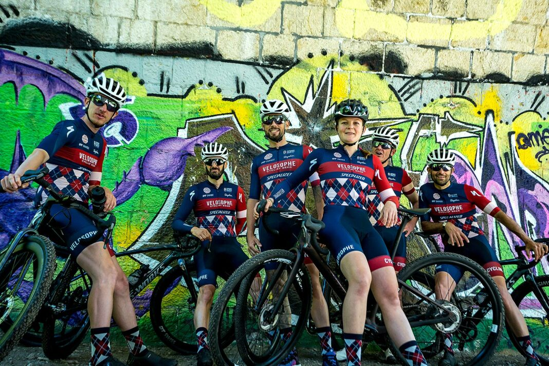 Vélosophe Cycling Brigade_