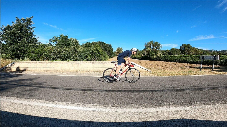 On the road again, test de matos vélo de route