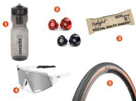 Nouveautés matos gravel et bikepacking