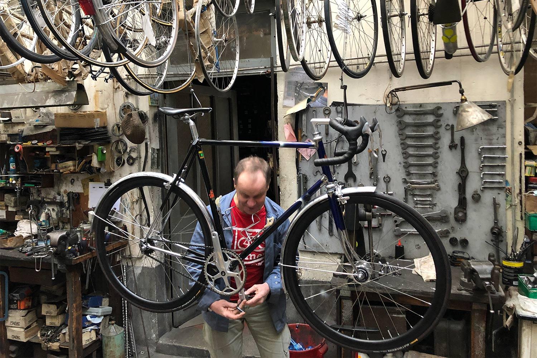 Vélo Alex Singer