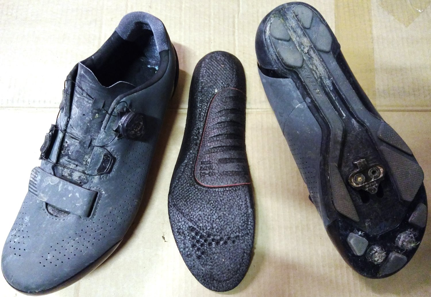 Chaussures GRAVEL GIANT