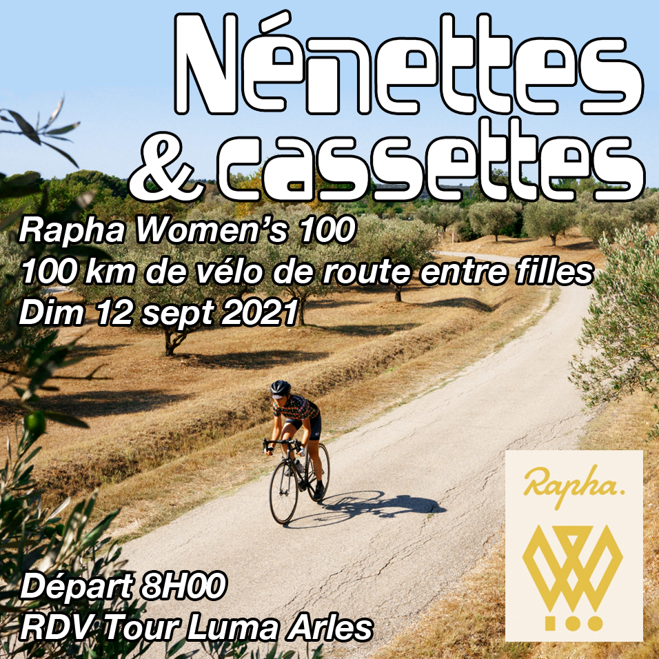 Rapha Women's 100 Nenettes et Cassettes