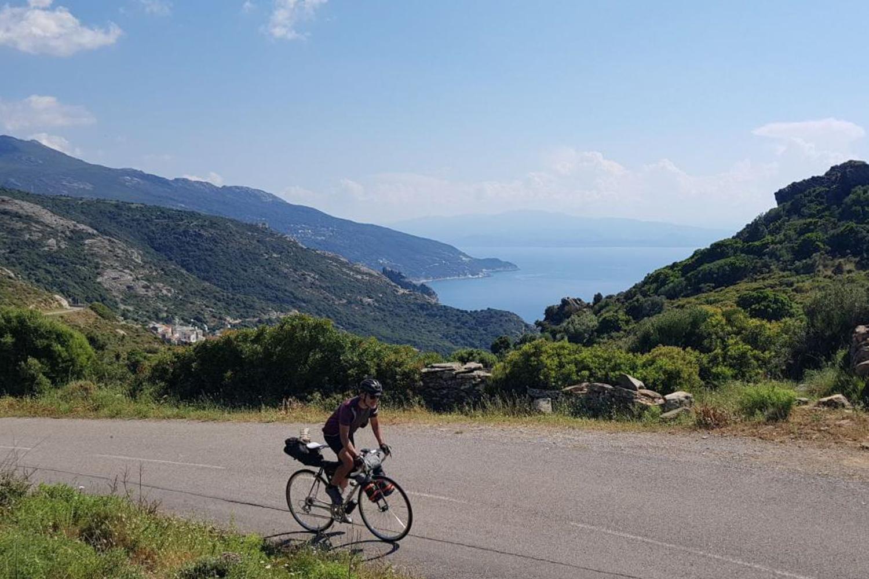 Corse Corsica bikepacking road cycling Dan de Rosilles