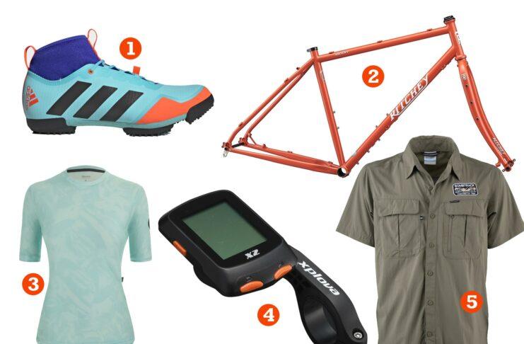 Nouveautés gravel Adidas, Bombtrack, Santini, Acer Xplora,