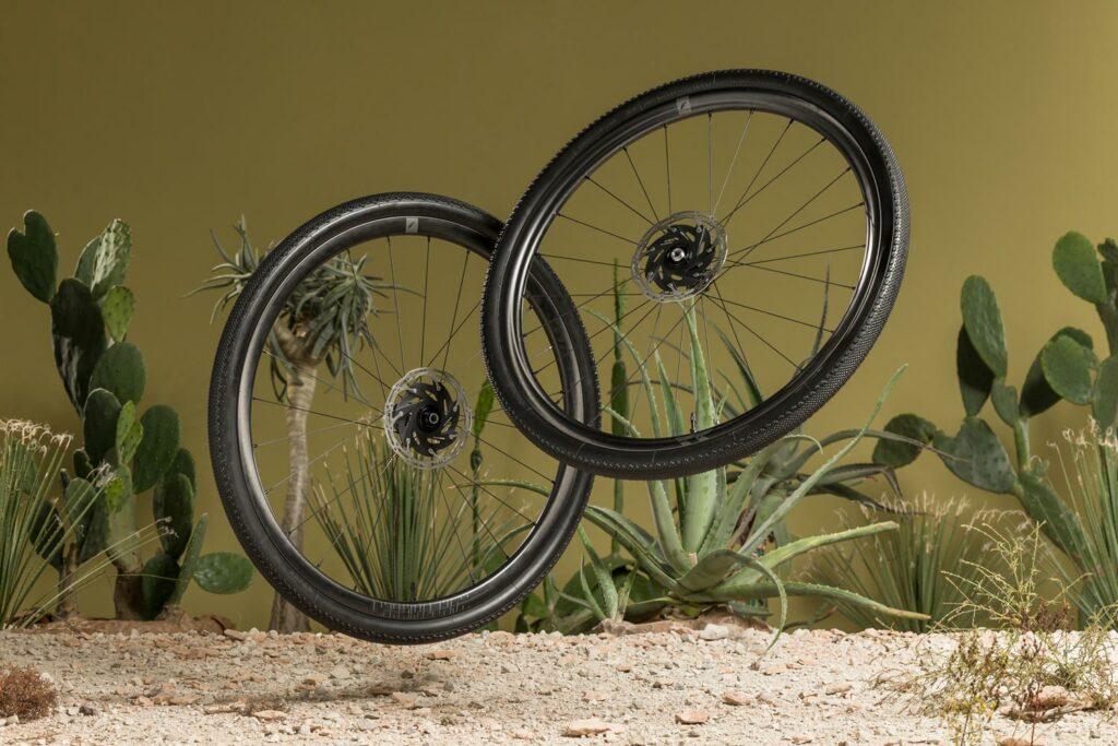 Les nouvelles roues de gravel Fulcrum Rapid Red Carbon
