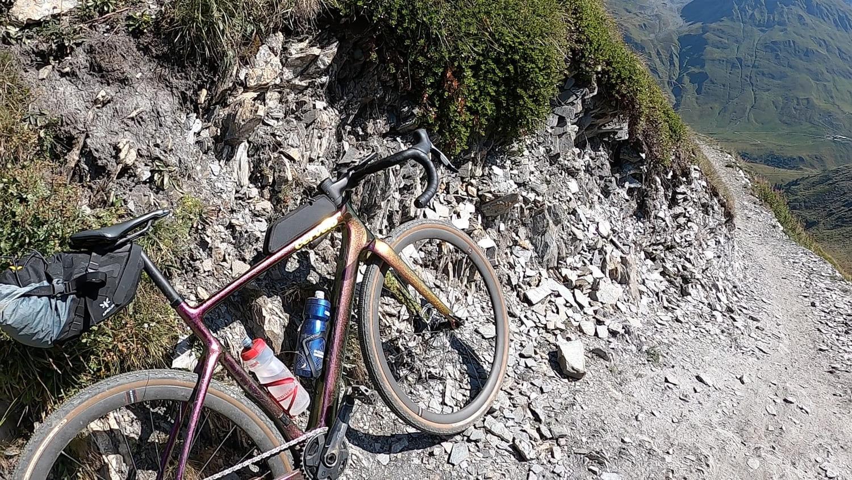 Cervélo Aspero 5 gravel Bike Café haut de gamme