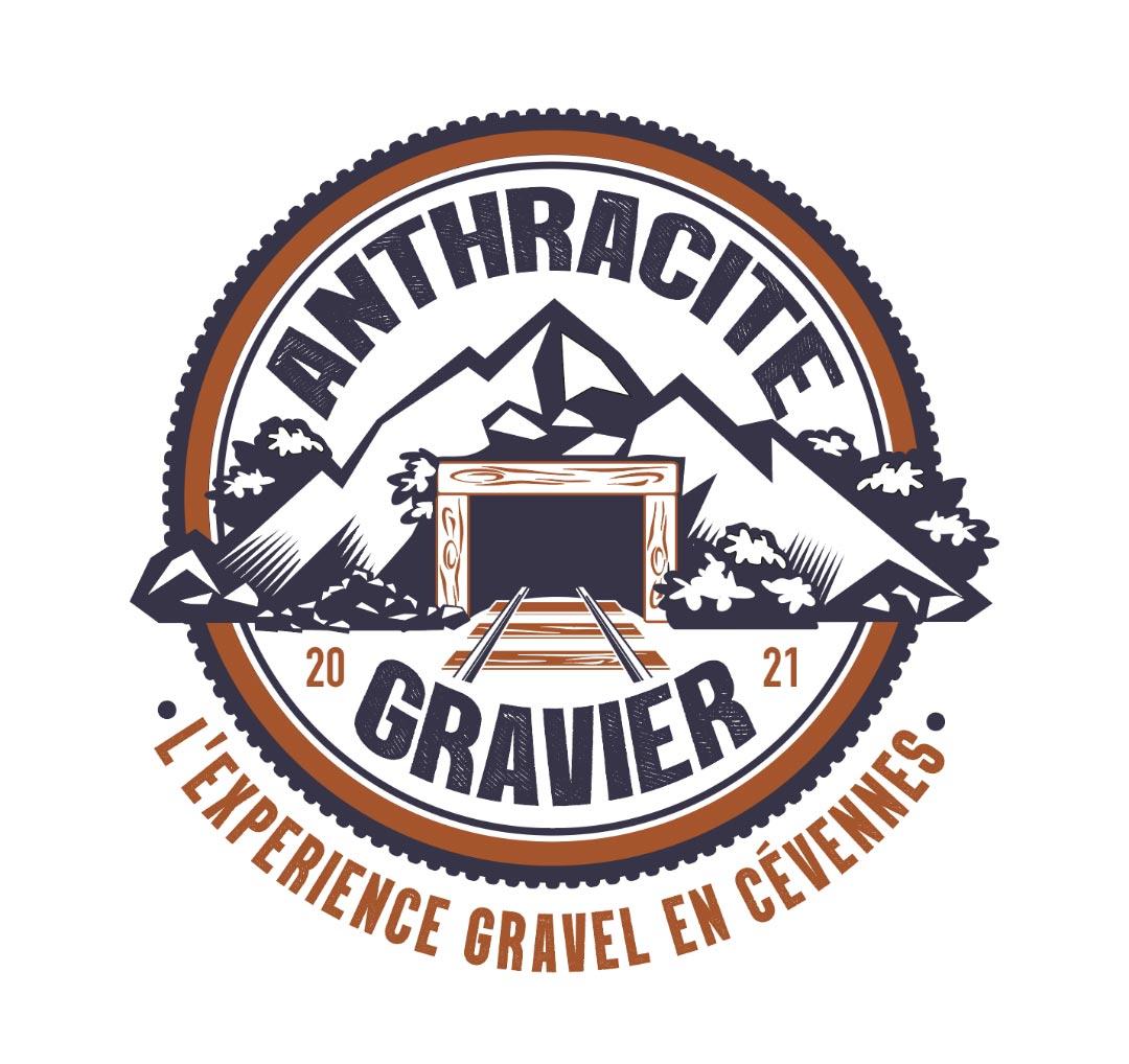Le logo Anthracite Gravier