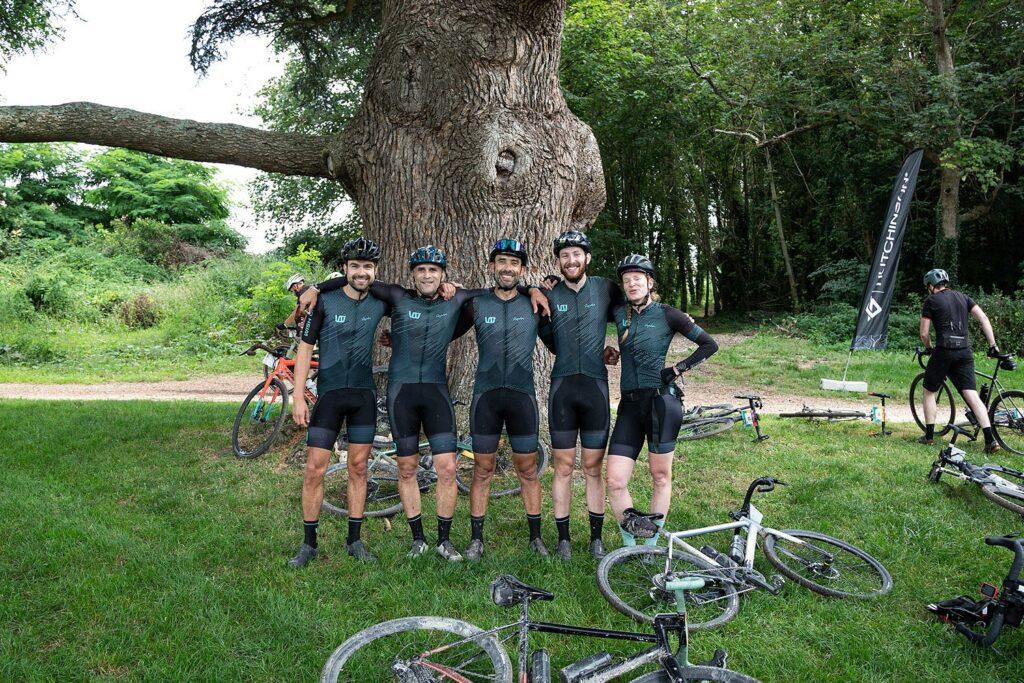 Vélo en Grand Team Wish One