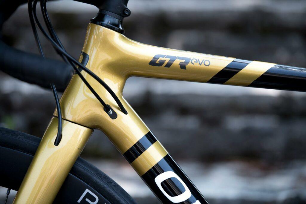 Origines Cycles le nouvel Axxome GTR Evo Ultra
