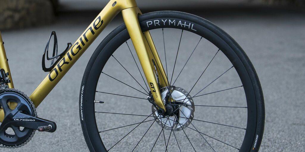 Le nouveau vélo d'Ultra d'Origine Cycles Axxome Evo Ultra