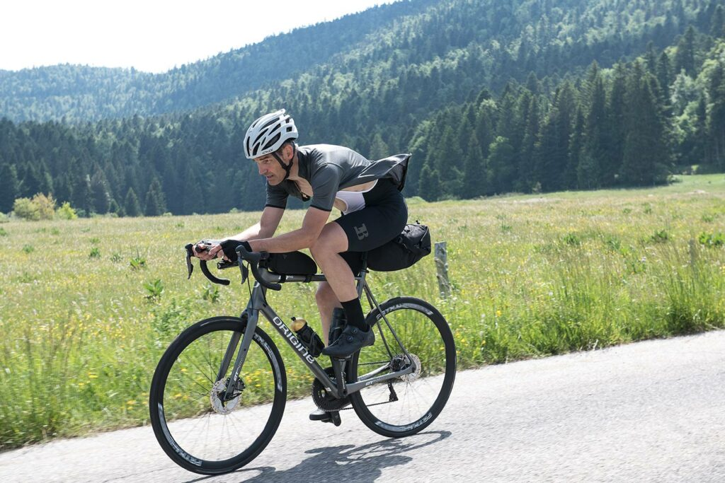 Le nouveau vélo d'Ultra distance d'Origine Cycles : Axxome GTR Evo Ultra