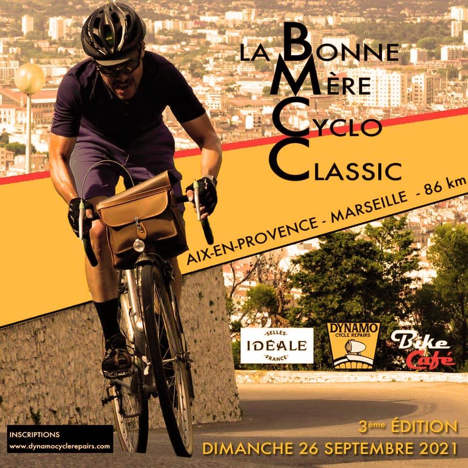 La Bonne Mère Cyclo Classic Vélo vintage