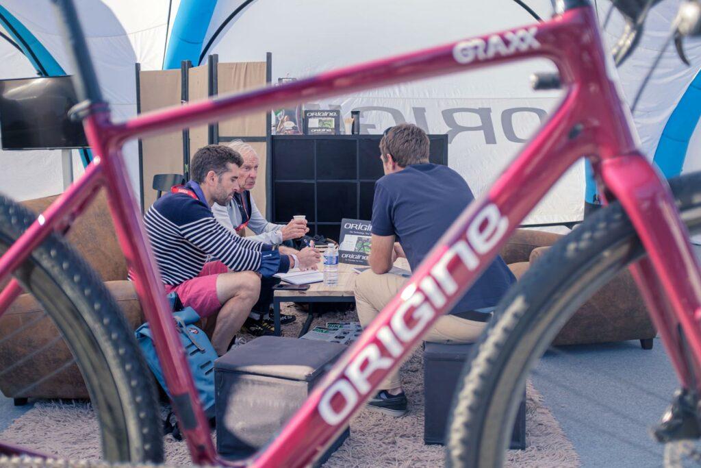 Bike Café au Roc d'Azur 2021